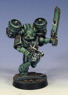 Luna Wolf warhammer 40k