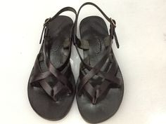 DIONE BLACK: Cross-Strapped Sling Back Thong Handmade leather sandal custom order available by BODRUMSANDALS on Etsy