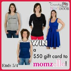 #giveaway #clothing #breastfeeding Ends 5/4