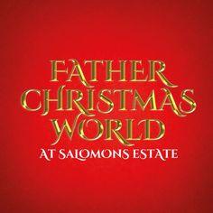 Father Christmas World at Salomons Estate: https://www.fatherchristmasworld.co.uk/default.aspx