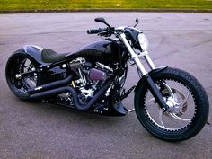 Harley-Davidson. #harleydavidsonbreakoutblack #harleydavidsonsoftailbreakout