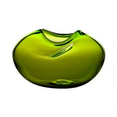 Kate Hume Pebbles Vase Smooth Lime