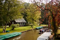 Spreewald Natur Camping Lübbenau Spreewald: Camping am Schlosspark