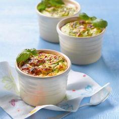 Gratin de courgette à la ricotta - Gourmand : la recette de cuisine, facile et rapide, par Vie Pratique