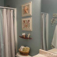 Ocean Themed Bathroom Decorating Ideas