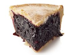 Blueberry Pie from FoodNetwork.com