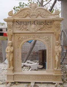 ♔ THIS WEBSITE, SMART GARDEN (IN CHINA) HAS THE MOST EXQUISITE PIECES OF MARBLE I HAVE EVER SEEN.