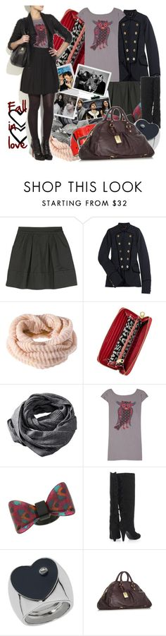 """""""Falling in Love with my favourite song ♥"""" by loveyourselves ❤ liked on Polyvore featuring Marc by Marc Jacobs, H&M, Marc Jacobs, Marc and marc by marc jacobs and chairlift - songs with style"""