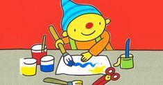 Kids Education, Diy For Kids, Bart Simpson, Montessori, Play, Learning, Children, School, Character
