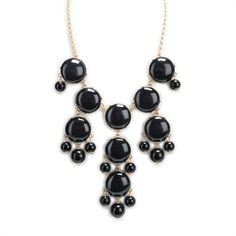 Troy Designs Juniors Bubble Stone Statement Necklace #VonMaur