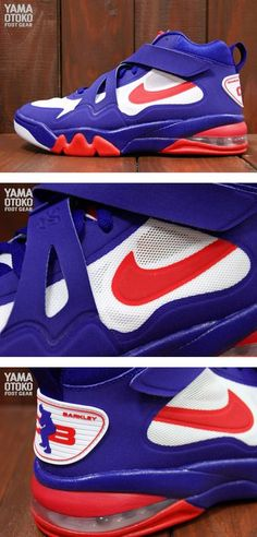 Nike Air Force Max CB2 Hyperfuse Barkley Sneaker (Detailed Images)