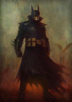 Batman by Serge Birault   PapaNinja *