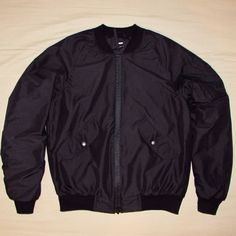 15. Code Red x BIG8 MA-1 Jacket
