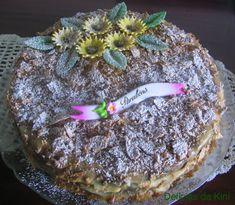 Delícias da Kini: Bolo de Aniversario Tumblr, Cake, Desserts, Food, Sponge Cake, Phyllo Dough, Birthday Cakes, Dessert, Tailgate Desserts