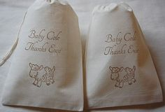 sheep party favors | 40 Personalized Baby Shower Lamb Baby Thanks Ewe Muslin Favor Gift ...