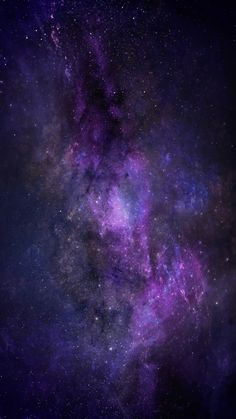 purple galaxy