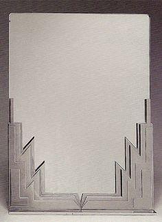 Art Deco Mirrors and Sculptures by Franz Hagenauer (1906-1986)   Interior Design Files