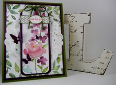 Stampin' Up! demonstrator site and onlin