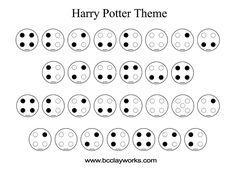 Ocarina Tablature - Harry Potter Theme - BC Clayworks -