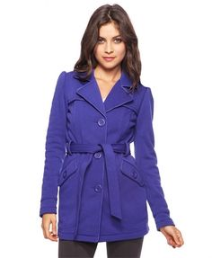 Faux Trim Coat-only $17.36! Check out other great fashions on my low cost/great fashions board!