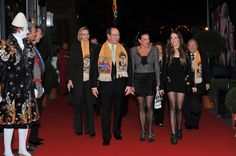 Princess Stephanie - 34th Monte-Carlo International Circus Festival - Day 6