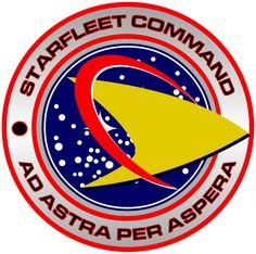 Re-imagined Starfleet Logo by viperaviator