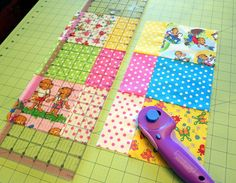 Hadn't thought of this quilting trick!
