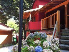 Acceso al bungalow Tipo Dúplex