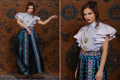 Loud and Proud: Vibrant Looks From OTT's Ramadan Collection