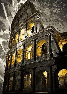 ColosseoSplashArtWork