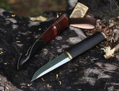 Bannok knives