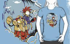 Chrono Time - Chrono Trigger x Adventure Time shirt