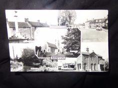 OXFORDSHIRE: BAMPTON Church Square Memorial RP real photo multiview 1969 1-z   eBay