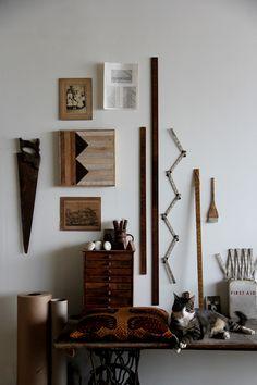 A Sculptor Turned Furniture Maker in Brooklyn