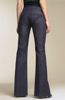 Seven for All Mankind Dojo Jeans.  I have these in a light wash and they're the best.