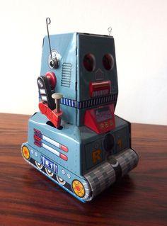 I like vintage toys.  I'm betting that my son won't.