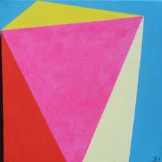 Saatchi Online Artist: Ieva Baklane; Acrylic, 2013, Painting Stand tall