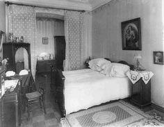Apartment of Baron von Ikskulya Gildenbrandta Alexander Vladimirovich before 1917 Russian Revolution