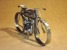 Hand Crafted Board Track Racer