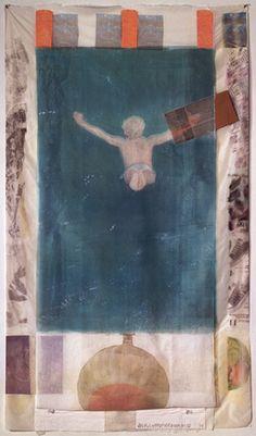 Robert Rauschenberg, 'Pull,' 1974, Gemini G.E.L. at Joni Moisant Weyl