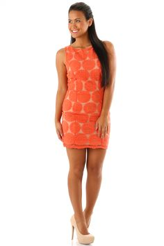 Blooming Dreams Dress: Deep Coral  Apply MEAGANREP at checkout for 10% off your entire purchase + free shipping!