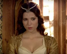 """Hatice Sultan - Magnificent Century - """"Strengthening of the Positions"""" Season 1, Episode 23"""