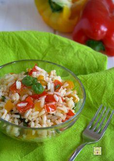 insalata di riso ai peperoni gp