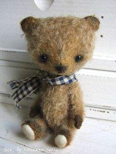 I want this little bear!
