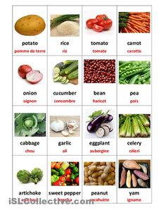 food flash cards - Buscar con Google