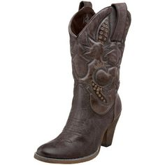 Western Cowgirl boots for women 2013