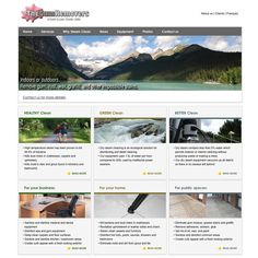 www.thegumremovers.com website, designed and developed by PearlWhiteMedia.com