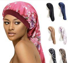 Sleep Hairstyles, Scarf Hairstyles, Braided Hairstyles, Silk Bonnet, Hair Bonnet, Red Cat Eye Glasses, Natural Hair Styles, Long Hair Styles, Hair Loss Women