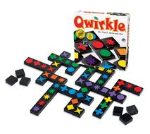 educational toys - Qwirkle, good for children and adults Educational Games, Learning Games, Games To Play, Kids Learning, Family Game Night, Family Games, Logic Games, Strategy Games, Activity Games