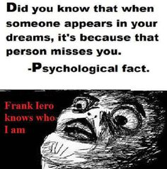 Omg. Is this true!? If it was then yes, Patrick Stump and Pete Wentz and other bands know who i am!! ^.^